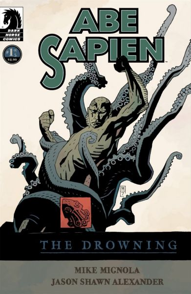 Abe Sapien: The Drowning & Others
