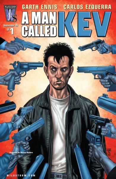 A Man Called Kev
